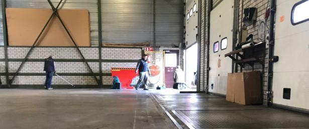 Drie vloerklussen in één bedrijf, met perfect resultaat
