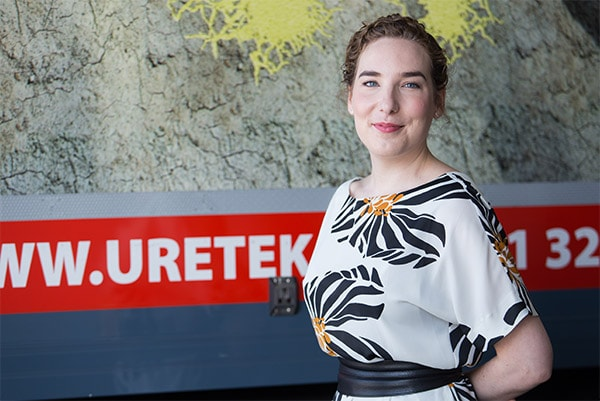 Sandra ter Huurne - Uretek