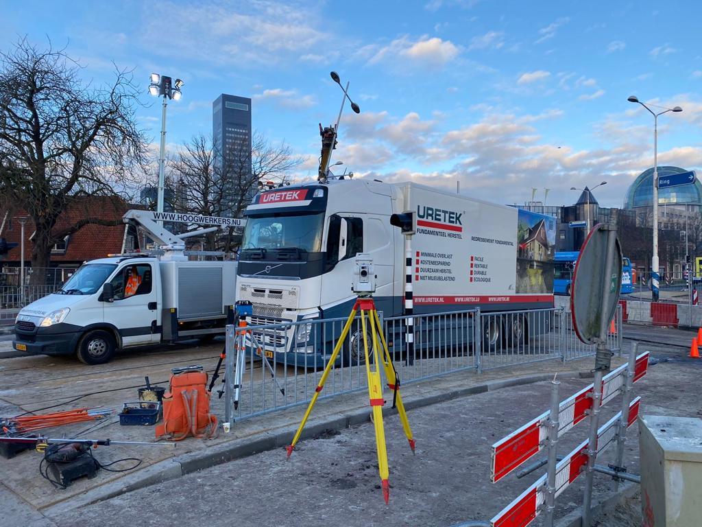 Op hoogte brengen spoorwegovergang Leeuwarden in goede banen geleid